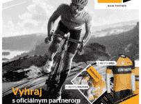 Súťaž s oficiálnym partnerom Le Tour de France
