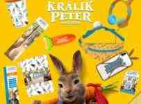 Súťaž s rodinným filmom KRÁLIK PETER NA ÚTEKU