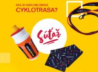 Vyhrajte cyklistické predmety COFIDIS