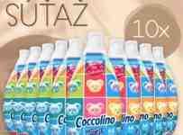 Súťaž o 10x Coccolino Intense Coconut ultrakoncentrát aviváž