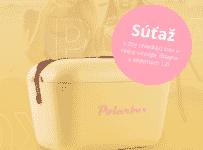 Súťaž o Polarbox, chladiaci box v retro štýle