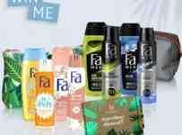 Súťaž o balíček produktov Fa spolu s cestovateľským denníkom