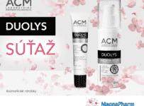 Súťaž o balíček s výrobkami ACM Duolys