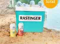 Súťaž o cestovné chladničky plné nealko radlerov Rastinger