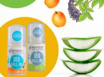Súťaž o dva prírodné deodoranty benecos DEO roll-on