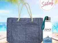 Súťaž o plážovú tašku a fľašu Uriage