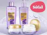 Súťaž o pleťovú kozmetiku L´Oreal Hyaluron Specialist