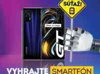 Súťaž o smartfón REALME RMX2202 GT 5G