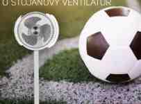 Súťaž o stojanový ventilátor Sencor SFN 2540WH