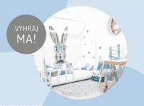Súťaž o štýlový detský nábytok ELIS DESIGN