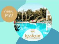 Súťaž o wellness pobyt v hoteli Kaskady