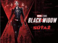 Súťaž s filmom Black Widow