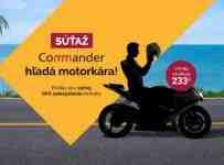 Vyhraj GPS zabezpečenie na motorku v hodnote 233€