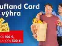 Letná súťaž s Kaufland Card
