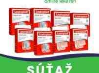 Súťaž o 2x balíček náplastí na rany značky Leukoplast