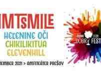 Súťaž o 5x lístok na Mini dobrý festival 2021