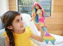 Súťaž o Barbie morskú pannu