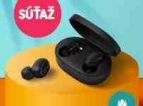 Súťaž o bezdrôtové slúchadlá Xiaomi Mi True Wireless Earbuds Basic