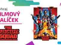 Súťaž o filmový balíček The Suicide Squad