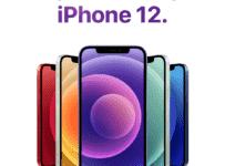 Súťaž o iPhone 12 128 GB v hodnote 839 € vo farbe podľa výberu