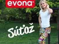 Súťaž o poukazy v hodnote 32 € na outfit podľa vlastného výberu
