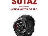 Súťaž o smart hodinky HONOR Watch GS Pro