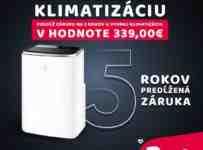 Súťaž o klimatizáciu Electrolux EXP26U338CW