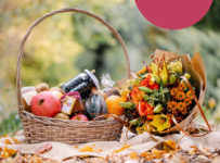 Jesennú súťaž o debničku plnú ovocia a jesenných dobrôt na celý týždeň