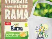 Súťaž o 5 jedinečných kuchynských záster Rama