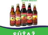 Súťaž o balíček ovocných a zeleninových štiav Rabenhorst
