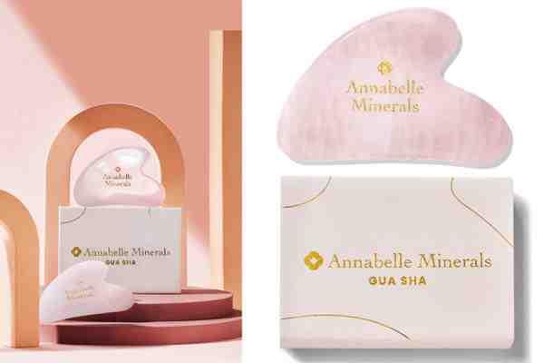 Súťaž o masážny kameň Gua Sha od Annabelle Minerals