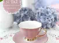 Súťaž o porcelánovú šálku Mathilde - M