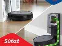 Súťaž o robotický vysávač iRobot Roomba i3 Neutral