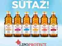 Súťaž o vitamíny Lipoprotect
