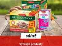 Súťaž o výrobky značky TEREZIA v hodnote 240€