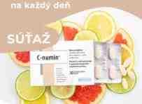 Súťaž o výživový doplnok C-numin®