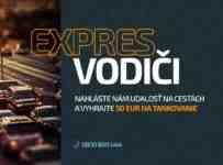 Súťaž s Dopravným servisom o 50 EUR na tankovanie