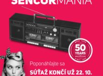 SENCORmánia- veľké pátranie po najstaršom Sencor spotrebiči