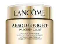 Súťaž o Lancôme Absolue Precious Cells Night Cream