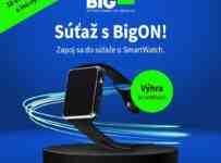 Súťaž o SmartWatch