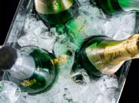 Súťaž o fľašu sektu Hubert de Luxe