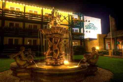 Súťaž o luxusný wellness pobyt s polpenziou v Grand Boutique Hoteli Sergijo