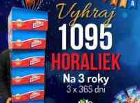 Súťaž o 1095 kusov Horaliek