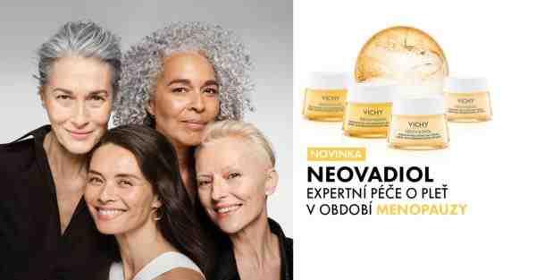 Súťaž o balíček špičkovej kozmetiky Vichy Neovadiol
